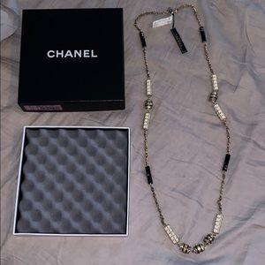 CHANEL Necklace Never Worn